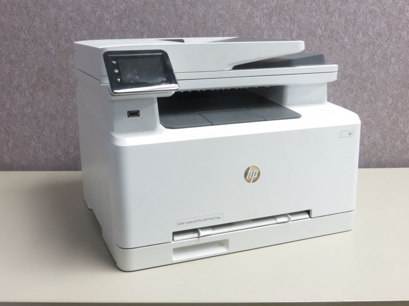 HP COLOR LASERJET PRO MFP M277DW DRIVERS