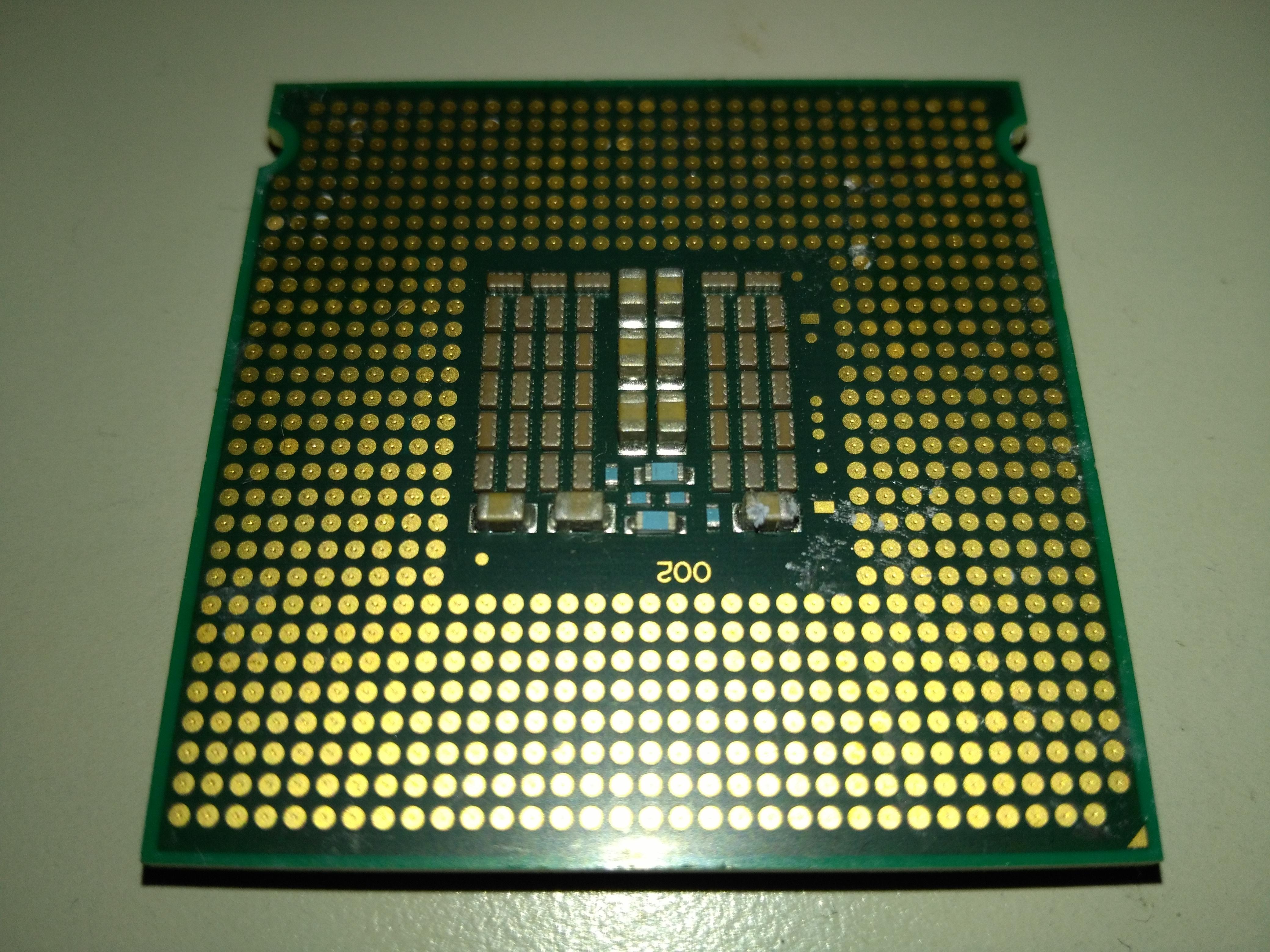 Genuine Intel XEON X5460: 3 16GHz / 12M / 1333 / Socket LGA 771 (Refurb)