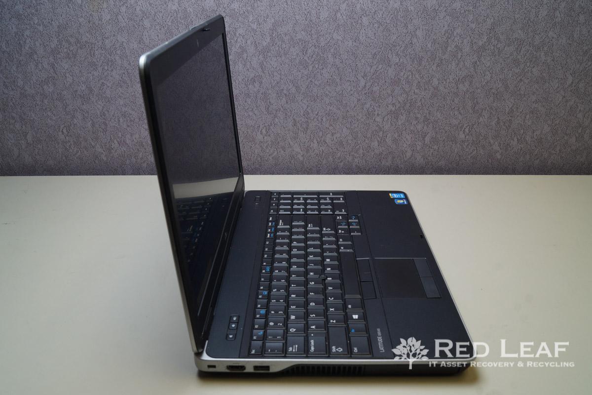 Dell Latitude E6540 Intel Core i7-4610M @3 0Ghz 8GB Ram 256GB SSD FHD  Windows 10 Pro Refurbished