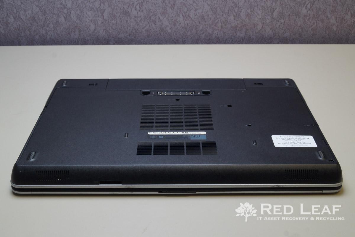 Dell Latitude E6540 Intel Core i5-4310M @2 7Ghz 8GB Ram 500GB HDD Windows  10 Pro Refurbished