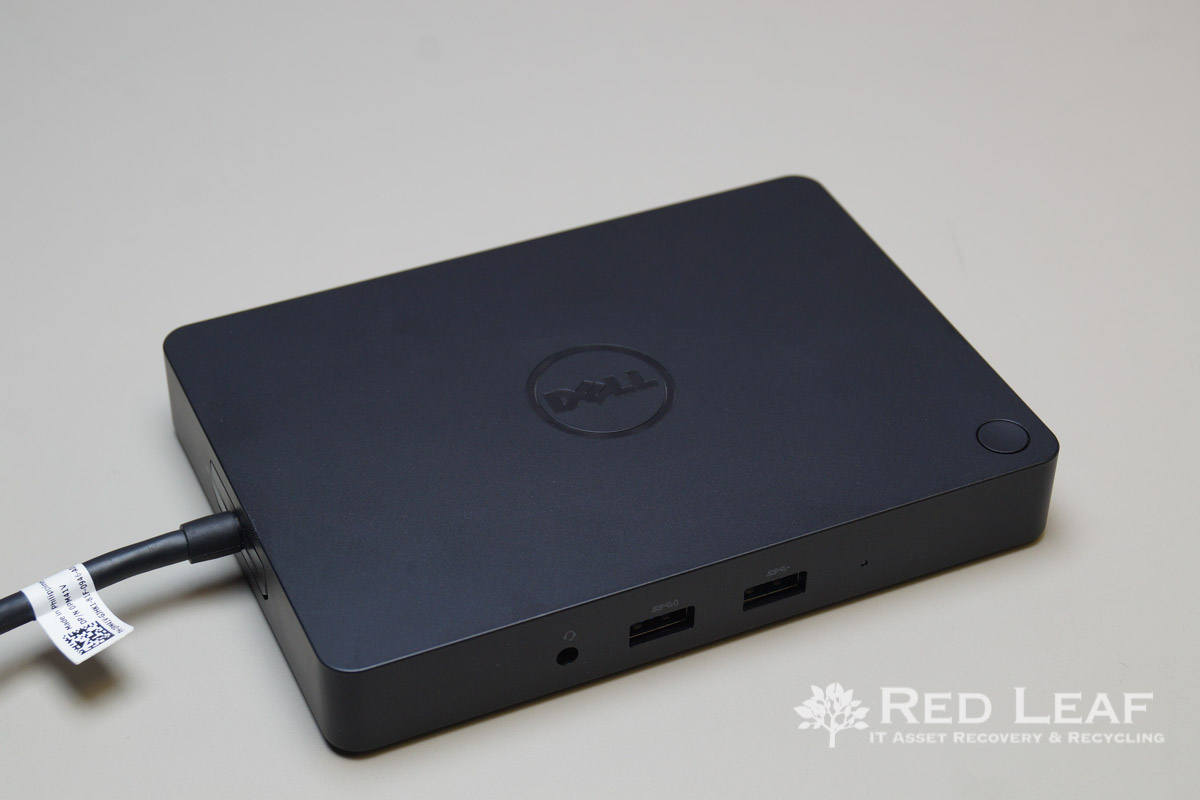 Dell Dock WD15 USB Type-C K17A w/ 130W Adapter (Used)