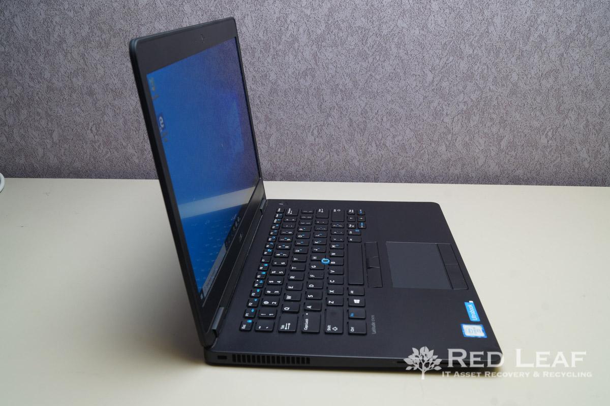 Dell Latitude E7470 Intel Core i7-6600U @2 6GHz 8GB RAM 256GB SSD FHD  Windows 10 Pro Refurbished